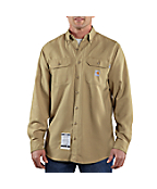 Men's Flame-Resistant Work Shirt
