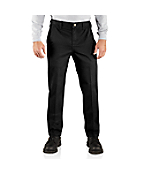 Men�s Weathered Twill Pant Straight Fit