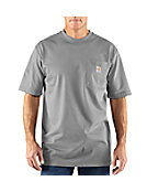 Men's Flame-Resistant Carhartt Force® Cotton Short-Sleeve T-Shirt