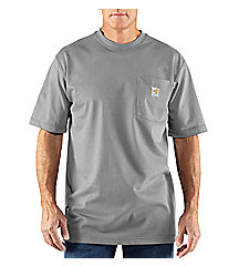 Men's Flame-Resistant Force Cotton Short-Sleeve T-Shirt