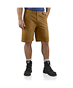 Men's Weathered Duck Work Short