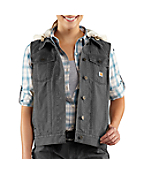 Women's Tomboy Hooded Vest