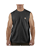 Men�s Workwear Pocket Sleeveless T-Shirt