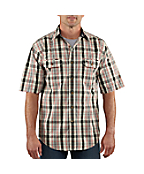 Men's Standish Plaid Short-Sleeve Shirt