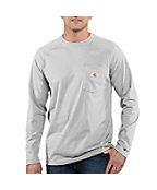 Men's Carhartt Force® Cotton Long-Sleeve T-Shirt
