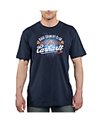 Men�s Graphic Back Country Club Short-Sleeve T-Shirt