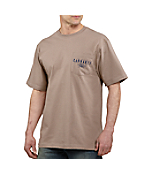 Men's Graphic Built to Last Pocket Short-Sleeve T-Shirt