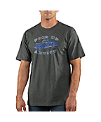 Men's Graphic Pickup Artist Short-Sleeve T-Shirt