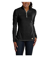 Women's Force Performance Quarter-Zip Shirt