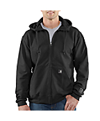 Men's Durable Water Repellent Hooded Sweatshirt