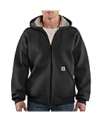 Men's Car-Lux� Zip-Front Hooded Sweatshirt