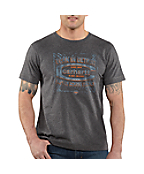 Graphic Born in Detroit Short-Sleeve T-Shirt