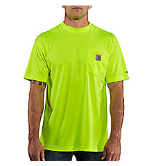 Men's Carhartt Force® Color Enhanced Short-Sleeve T-Shirt