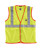 Men's High-Visibility Class 2 Vest