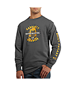 Men's Graphic Road Warrior Long-Sleeve T-Shirt