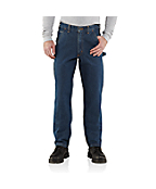 Men's Relaxed-Fit Water Repellant Pike Jean