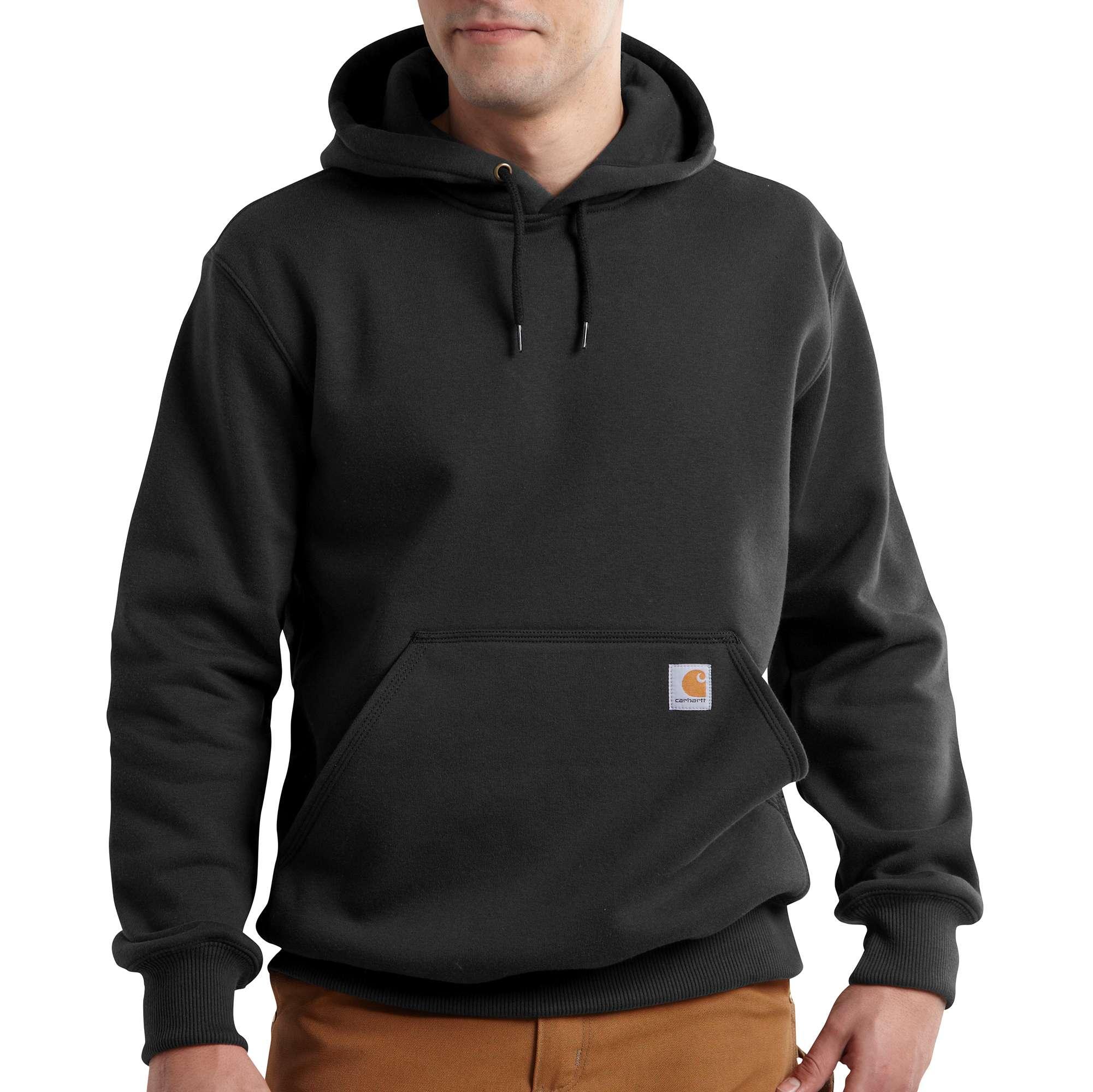 Carhartt Rain Defender Paxton Hooded Heavyweight Sweatshirt