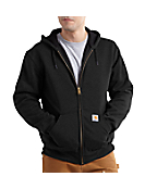 Men's Rutland Thermal-Lined Hooded Zip-Front Sweatshirt