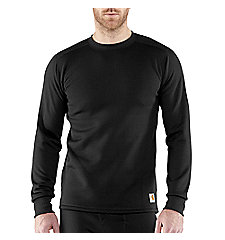 Men's Carhartt Force® Super-Cold Weather Crewneck Top