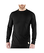 Men's Carhartt Force® Cold Weather Crewneck Top