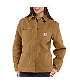 Women's Weathered Quinwood Chore Coat