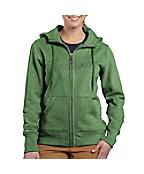 Women's Clarksburg Zip-Front Sweatshirt