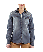 Women's Dartford Denim Shirt