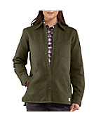 Women's Highland Quilted Shirt Jac