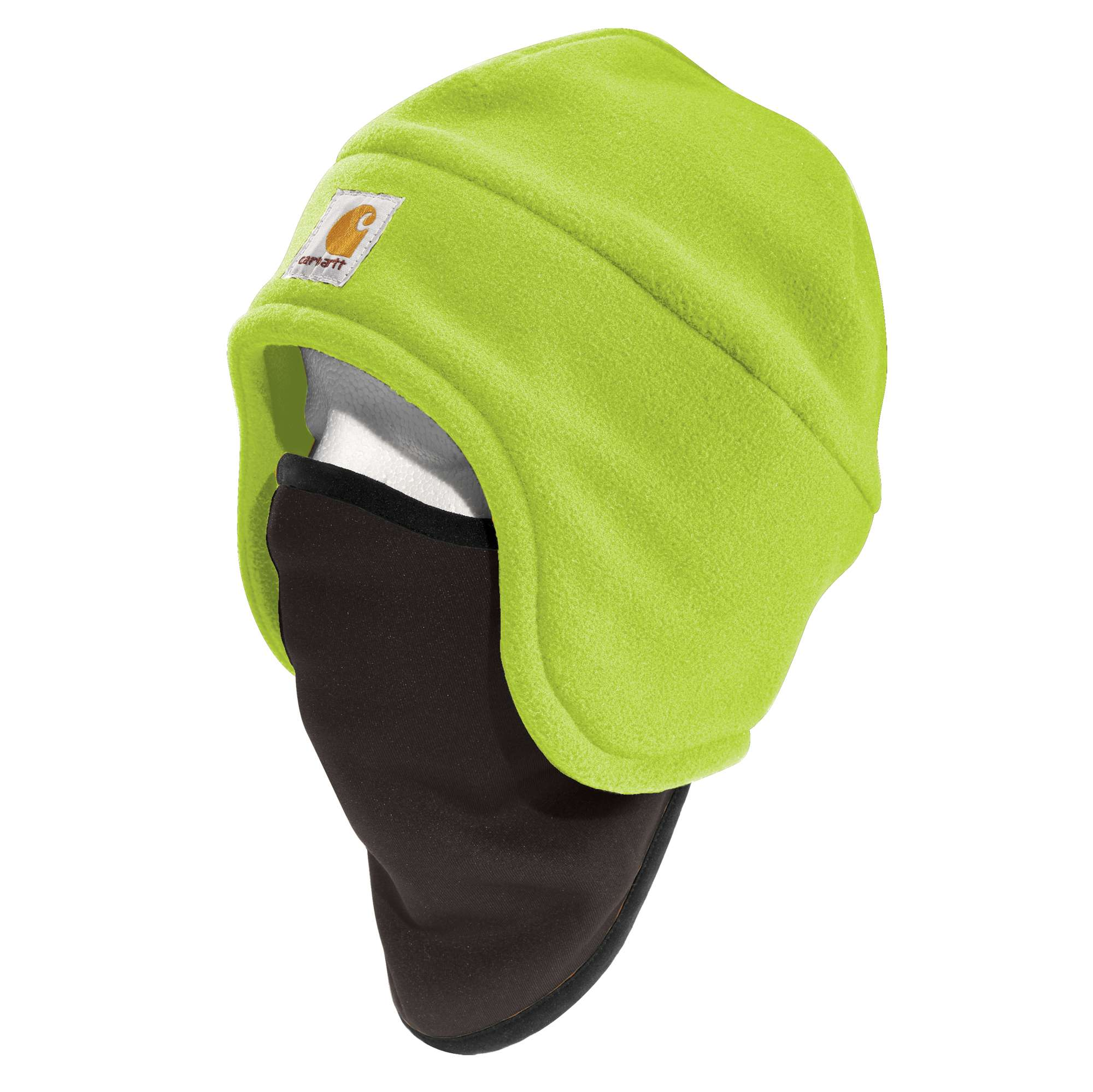 Carhartt High-Visibility Color Enhanced Fleece 2-in-1 Hat