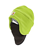Men's High-Visibility Color Enhanced Fleece 2-in-1 Hat