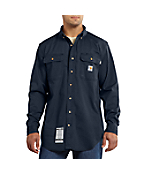 Men's Flame-Resistant Oakman Work Shirt
