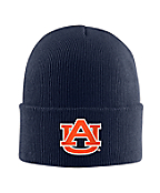 Men's Auburn Acrylic Watch Hat