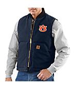 Men's Auburn Sandstone Vest/Arctic-Quilt Lined
