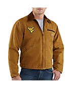 Men's West Virginia Sandstone Detroit Jac