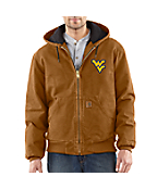Men's West Virginia Sandstone Active Jac/Quilted Flannel Lined