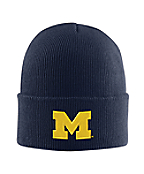 Men's Michigan Acrylic Watch Hat
