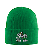 Men's Notre Dame Acrylic Watch Hat