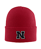 Nebraska Acrylic Watch Hat 1