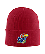 Kansas Acrylic Watch Hat 1