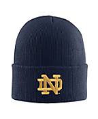 Men's Notre Dame Acrylic Watch Hat II