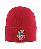 Men's Wisconsin Acrylic Watch Hat II