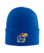 Kansas Acrylic Watch Hat 2