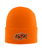 Oklahoma St Acrylic Watch Hat 2