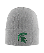 Men's Michigan State Acrylic Watch Hat II