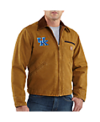 Men's Kentucky Sandstone Detroit Jacket/Blanket Lined
