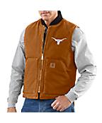 Men's Texas Sandstone Vest/Arctic-Quilt Lined