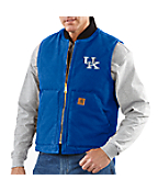 Men's Kentucky Sandstone Vest/Arctic-Quilt Lined