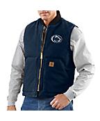 Men's Penn State Sandstone Vest/Arctic-Quilt Lined