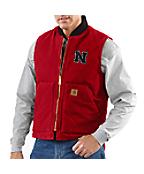 Men's Nebraska Sandstone Vest/Arctic-Quilt Lined