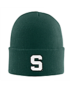 Men's Michigan State Acrylic Watch Hat